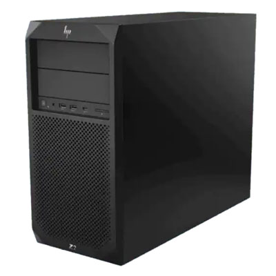 HP Z2 Tower G4 Workstation 7LV94PA Core i7-8700 16GB (1x16GB) DDR4 Win 10 Pro 1TB 7200RPM SATA Nvidia Qudra 4GB P1000 (4)mDP Graphics DVDWR
