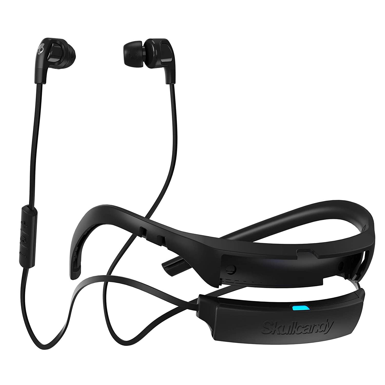 Skullcandy S2PGHW-521 Smokin Buds2 in-Ear Wireless Headphones Black/Chrome