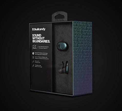 Skullcandy Push True Wireless In-Ear Earbud - Psychotropical Teal