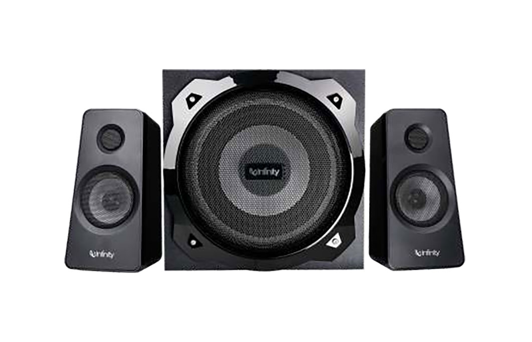 Infinity Octabass 210 2.1 Channel Multimedia Speaker
