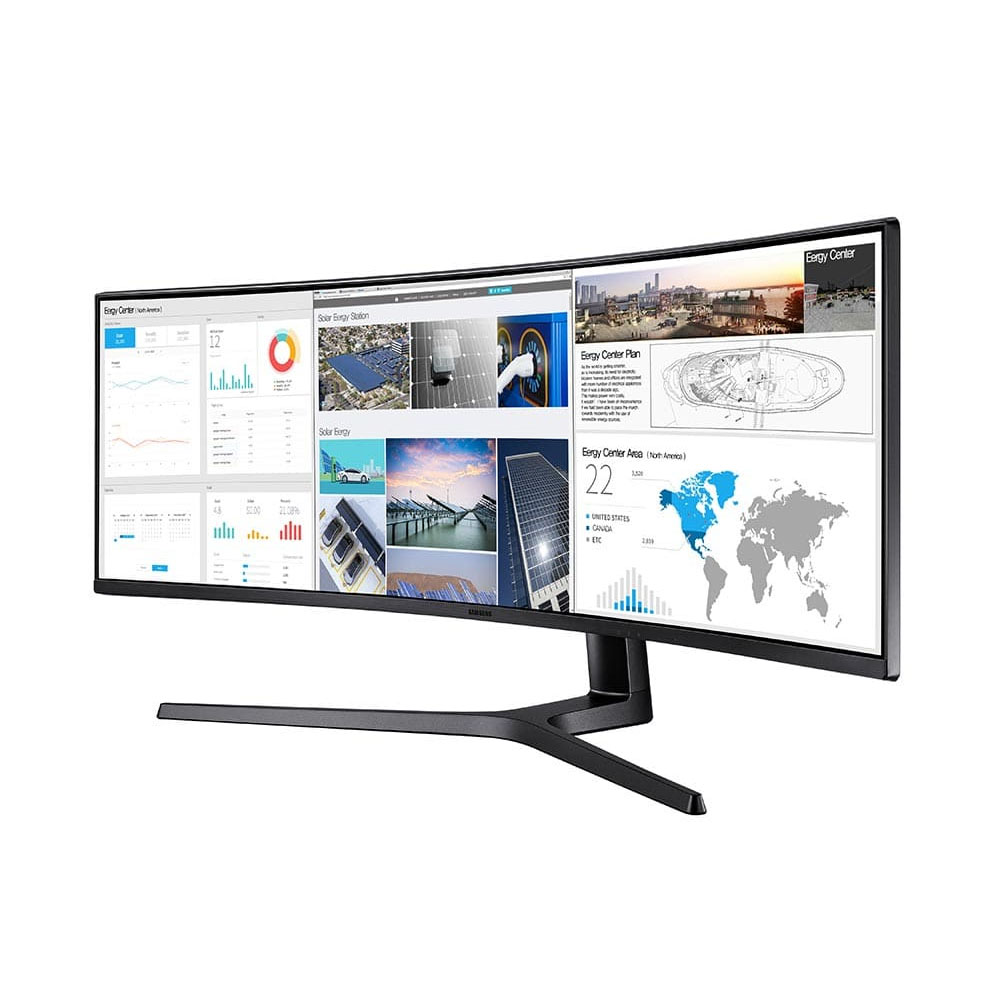 Samsung 49inch LC49J890DKWXXL Curved Monitor