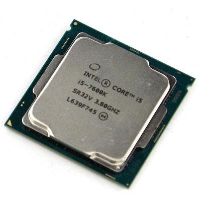 Intel core i5-7600K 3.8Ghz Processor