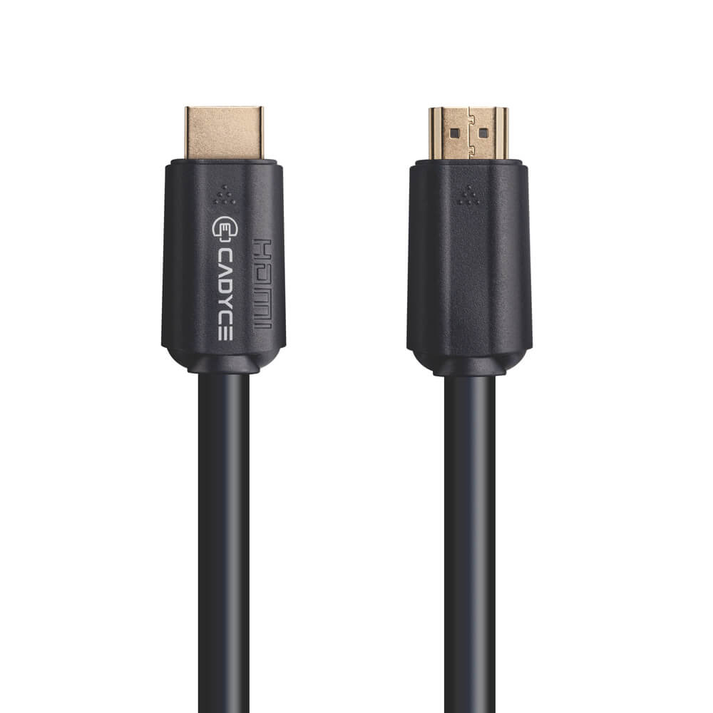 Cadyce High Speed HDMI Cable with Ethernet (15M) CA-HDCAB15 Black