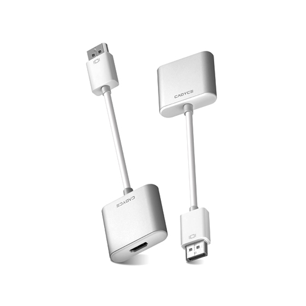 Cadyce DisplayPort to HDMI Adapter with Audio CA-DPHDMI