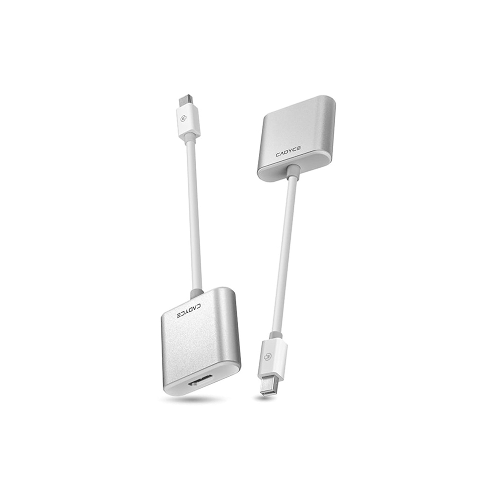 Cadyce Mini DisplayPort to HDMI Adapter with audio support CA-MDHDMI