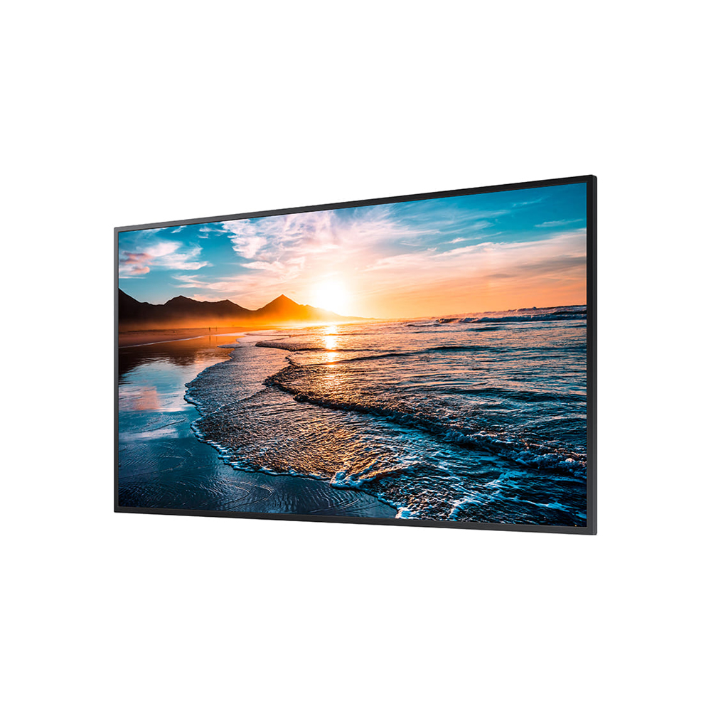 Samsung 43inch QB43R 4K UHD LED Commercial Signage Display for Business