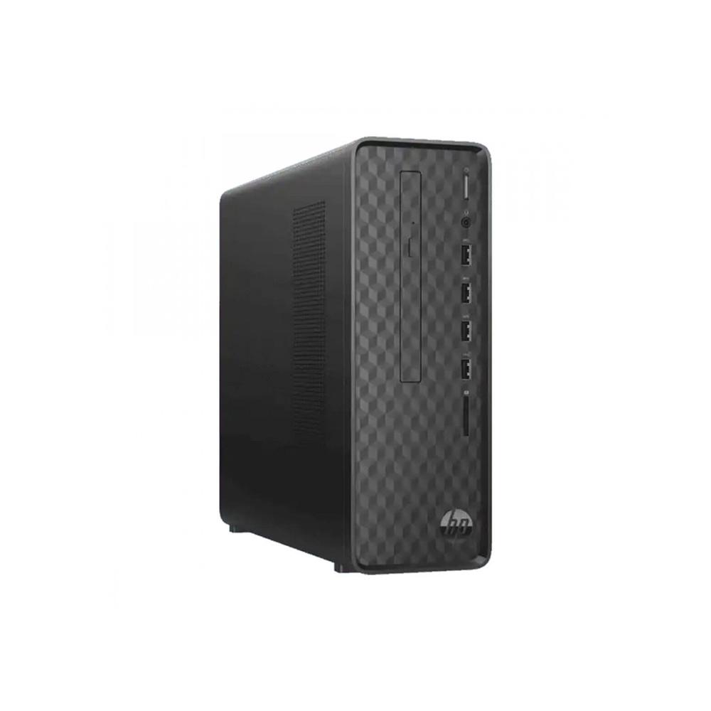 HP Slimline Desktop s01-pF0130in (9th Gen Core i5 9400 HC (2.8 GHz) 4GB DDR4 1TB HDD Win 10 DVDRW Intel HD GFX Wired Keyboard and mouse)