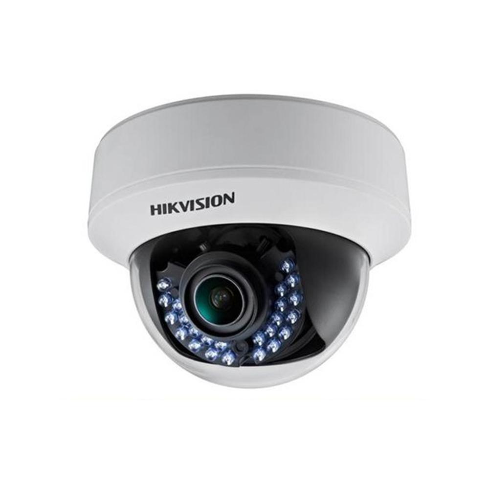 Hikvision DS-2CD212WF-I 2MP IP Metal dome Camera