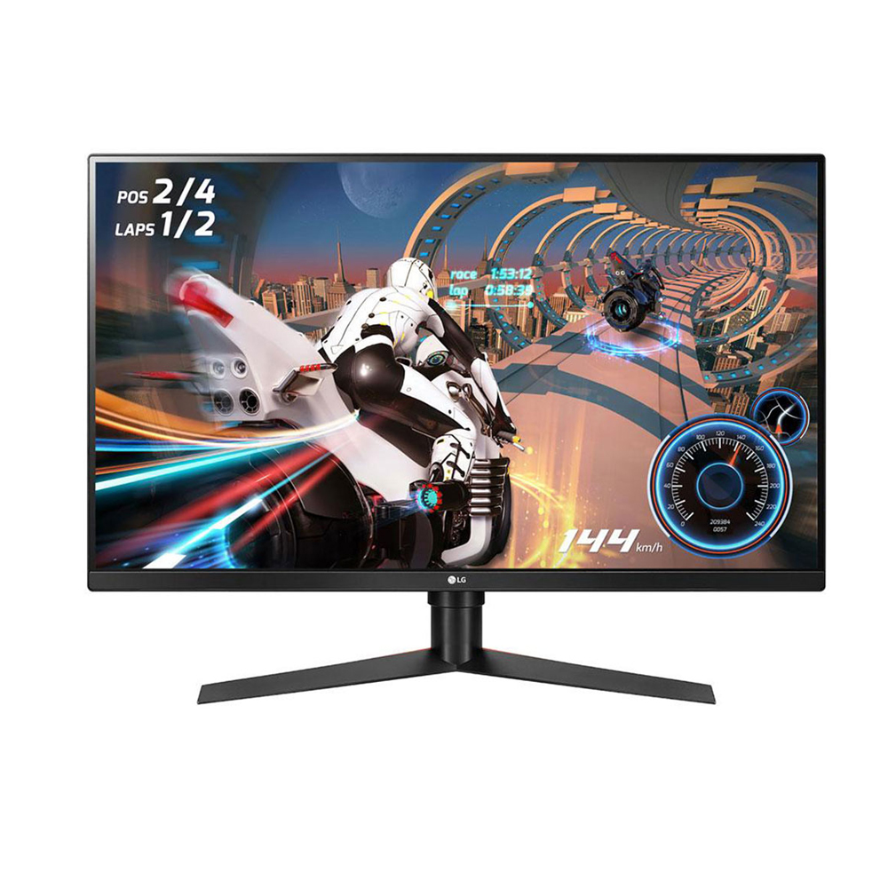 LG 32GK850F 32Inch UltraGear QHD Gaming Monitor with Radeon FreeSync 2 Technology