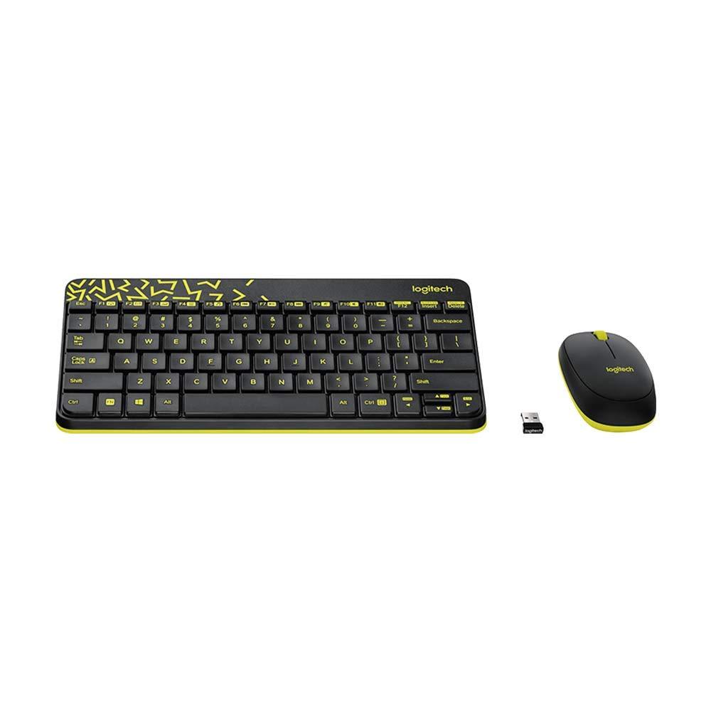 Logitech MK240 NANO Mouse and Keyboard Combo (LOKM0030)