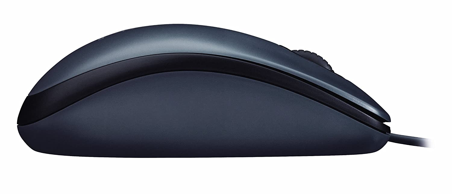 Logitech M90 Wired USB Mouse (LOMO0003)