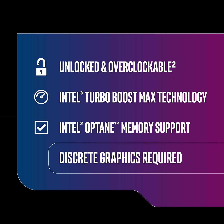 Intel Core i9-9900KF Desktop Processor 8 Cores up to 5.0 GHz