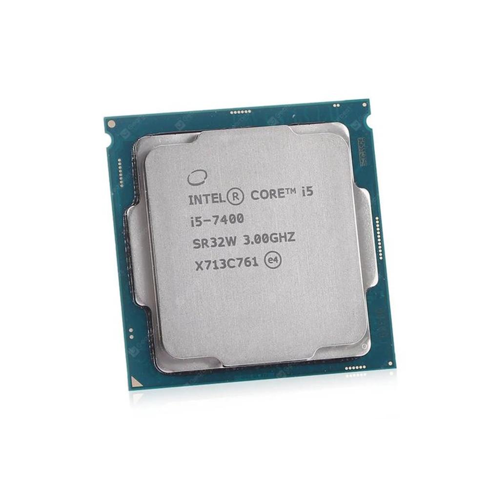 Intel i5 7400 3Ghz Processor
