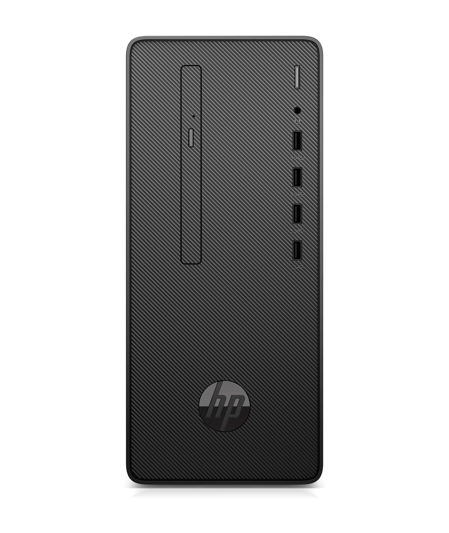 HP Desktop Pro G2 Micro tower 8DX29PA  Intel Core i3-9100 4GB DDR4 1TB DOS HP 18.5inch Monitor