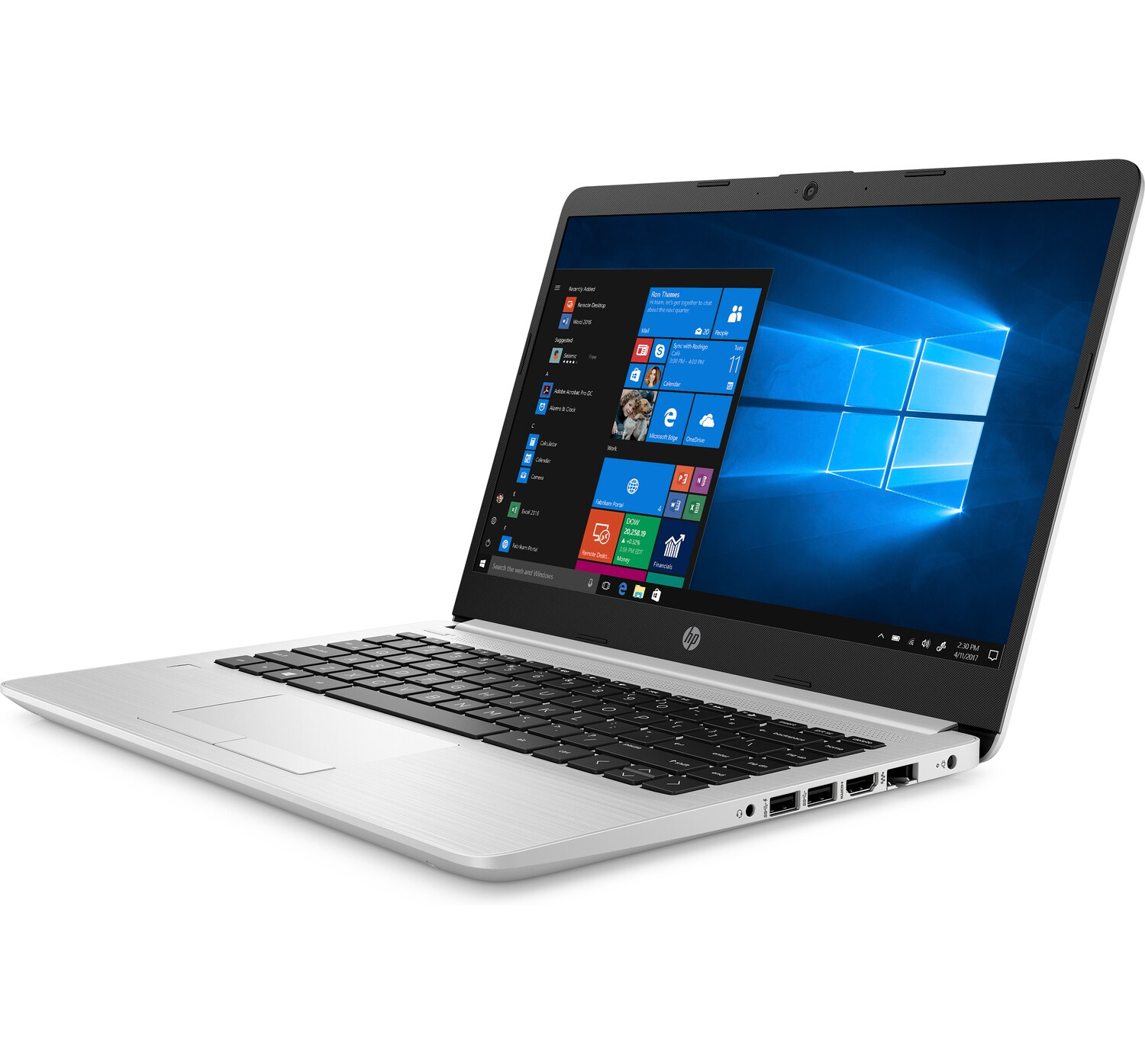 HP 348 G7 Laptop 9FJ35PA 14inch LED HD i7-10510U 8GB DDR4 1TB HDD DOS