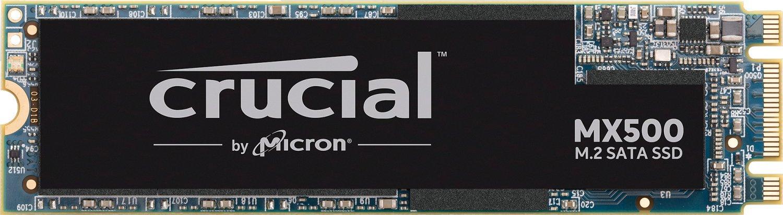 Crucial MX500 250GB 3D NAND M.2 2280 Internal SSD CT250MX500SSD4